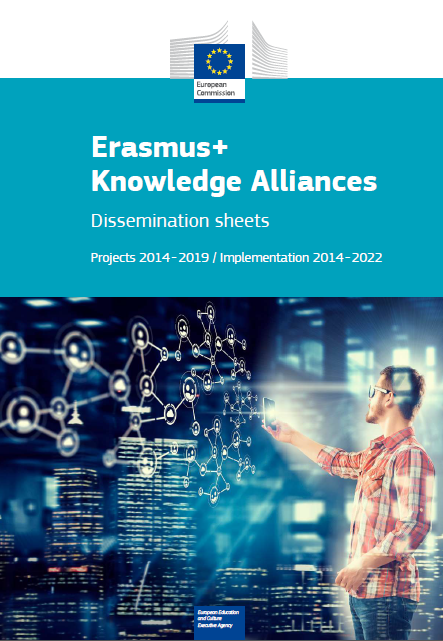 EKT project presented in EACEA publication